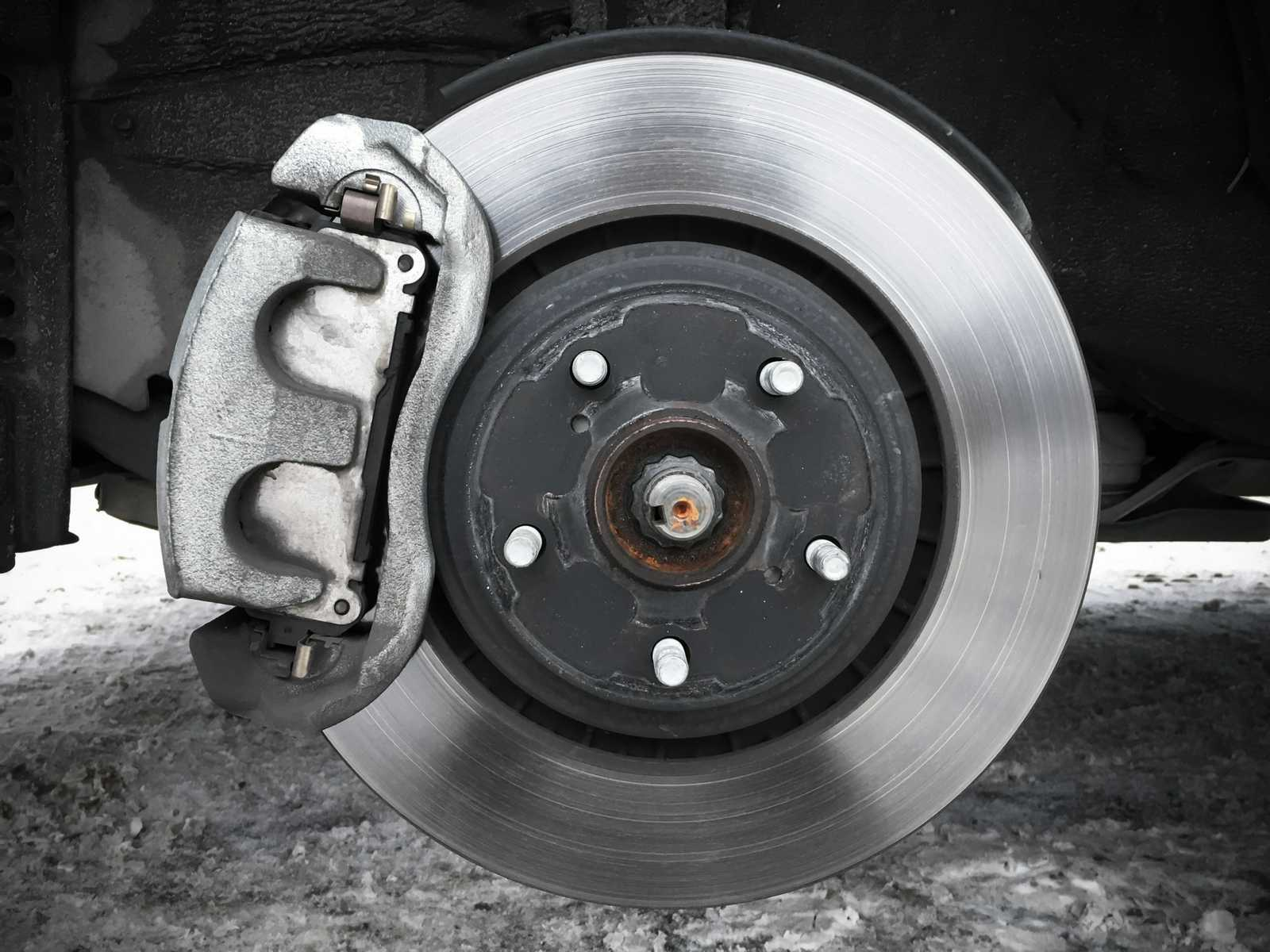 why are my brakes squeaking